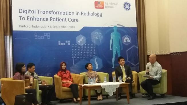 Teknologi Digital Bikin Rumah Sakit Hemat Biaya Sampai 31 Persen